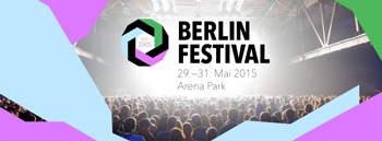 Electro Swing Revolution beim Berlin Festival