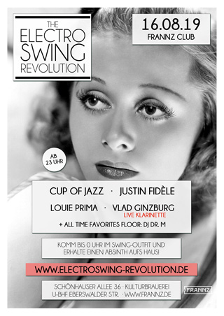 Electro swing club berlin