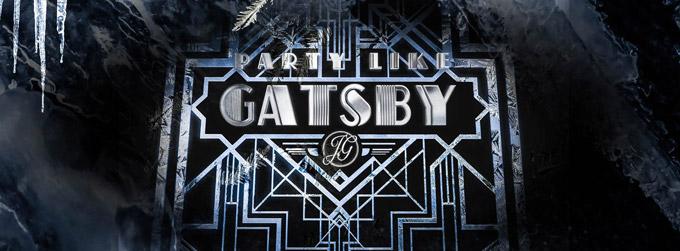 Party like Gatsby am 13.03.2015 @ Heimathafen Neukölln