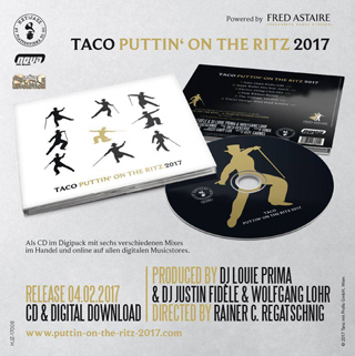 TACO - PUTTIN' ON THE RITZ 2017