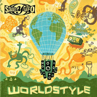 Savages Y Suefo - Worldstyle