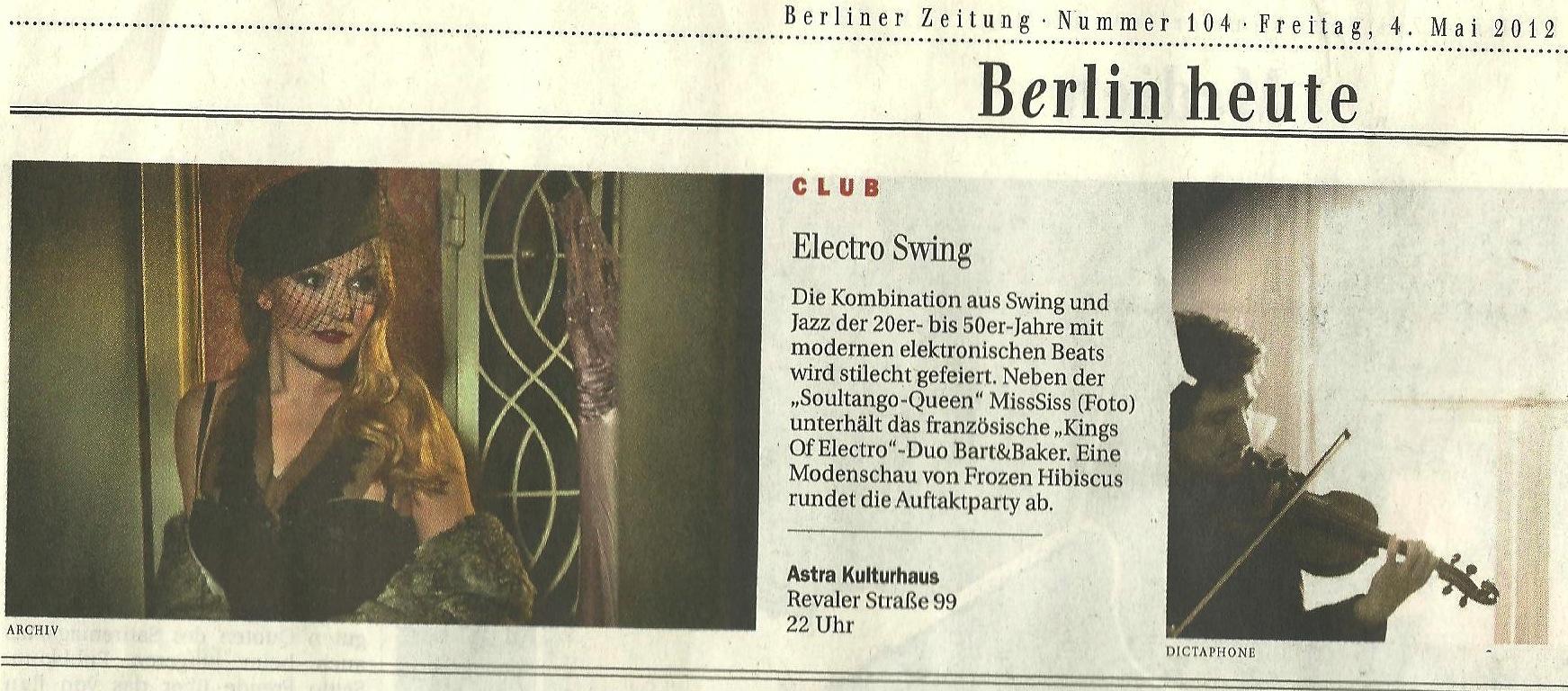 berlin party heute tipp